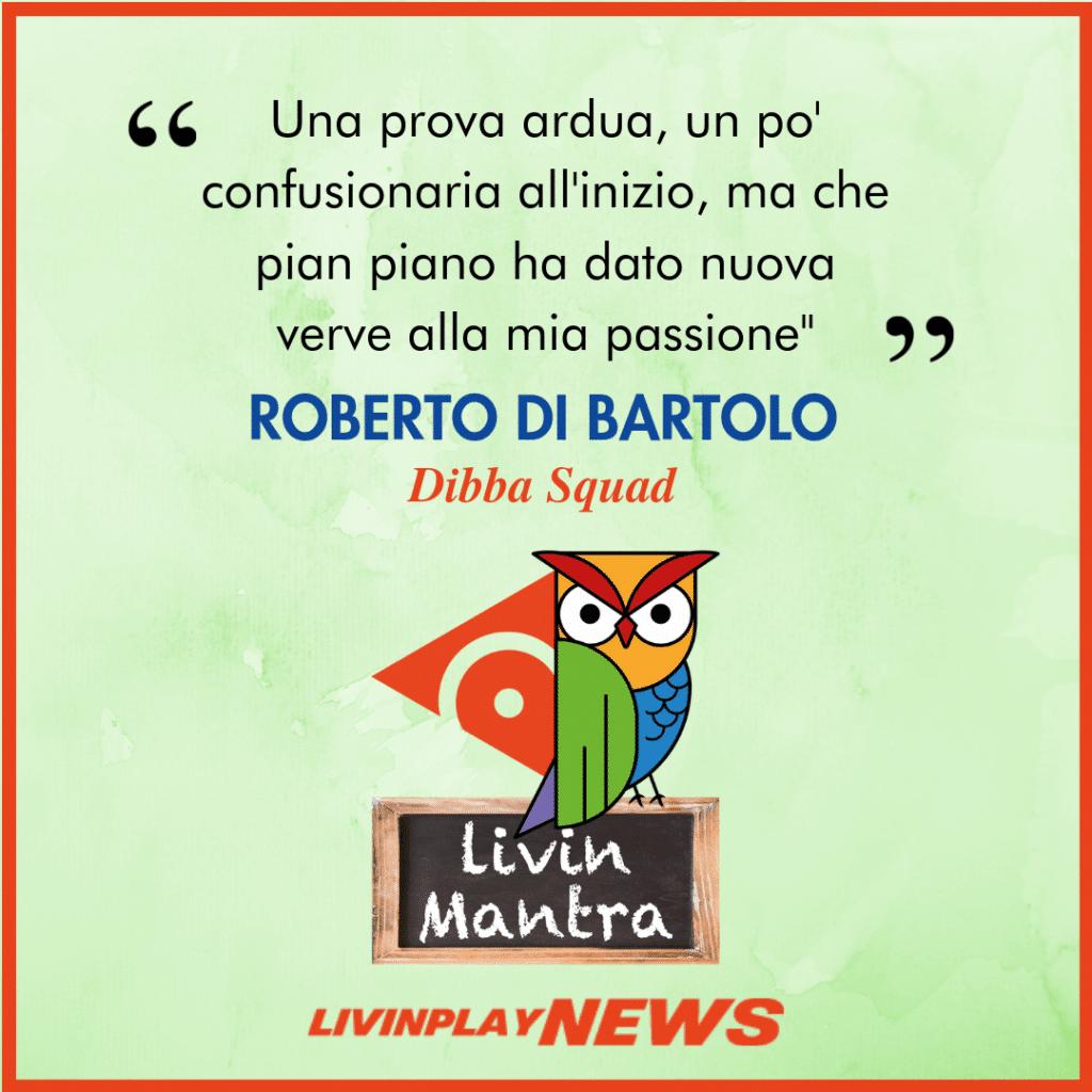 Roberto Di Bartolo - Citazione 2019