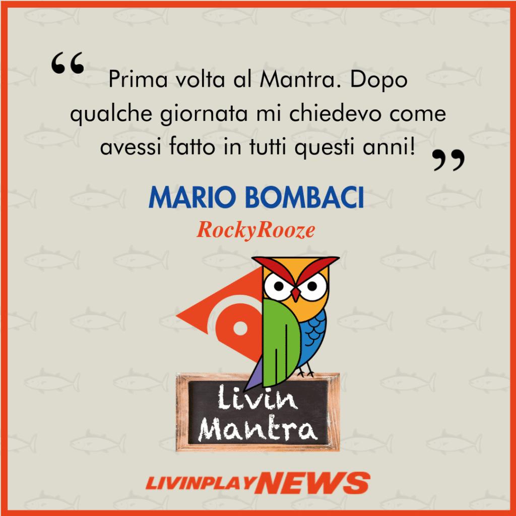 Mario Bombaci - Citazione 2019