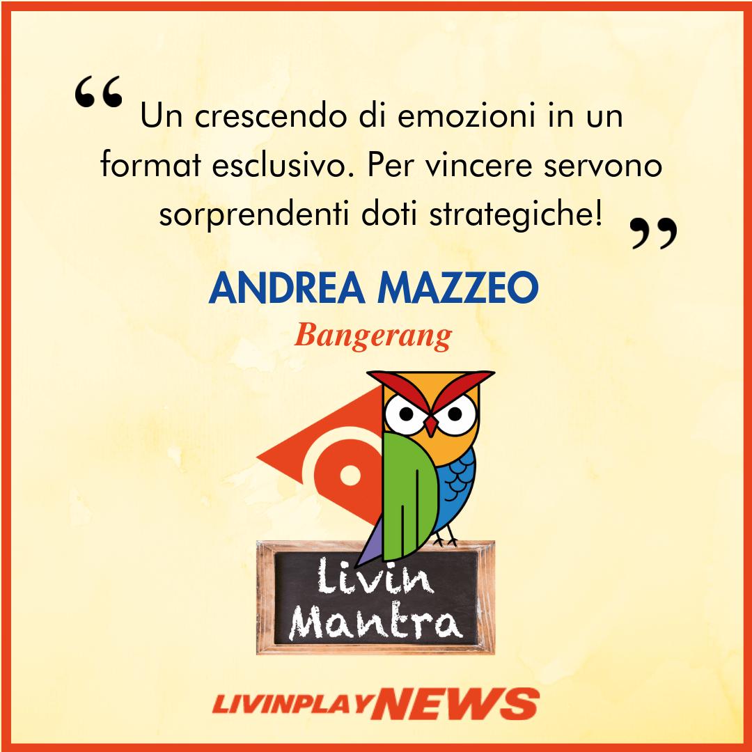 Andrea Mazzeo - Citazione 2019