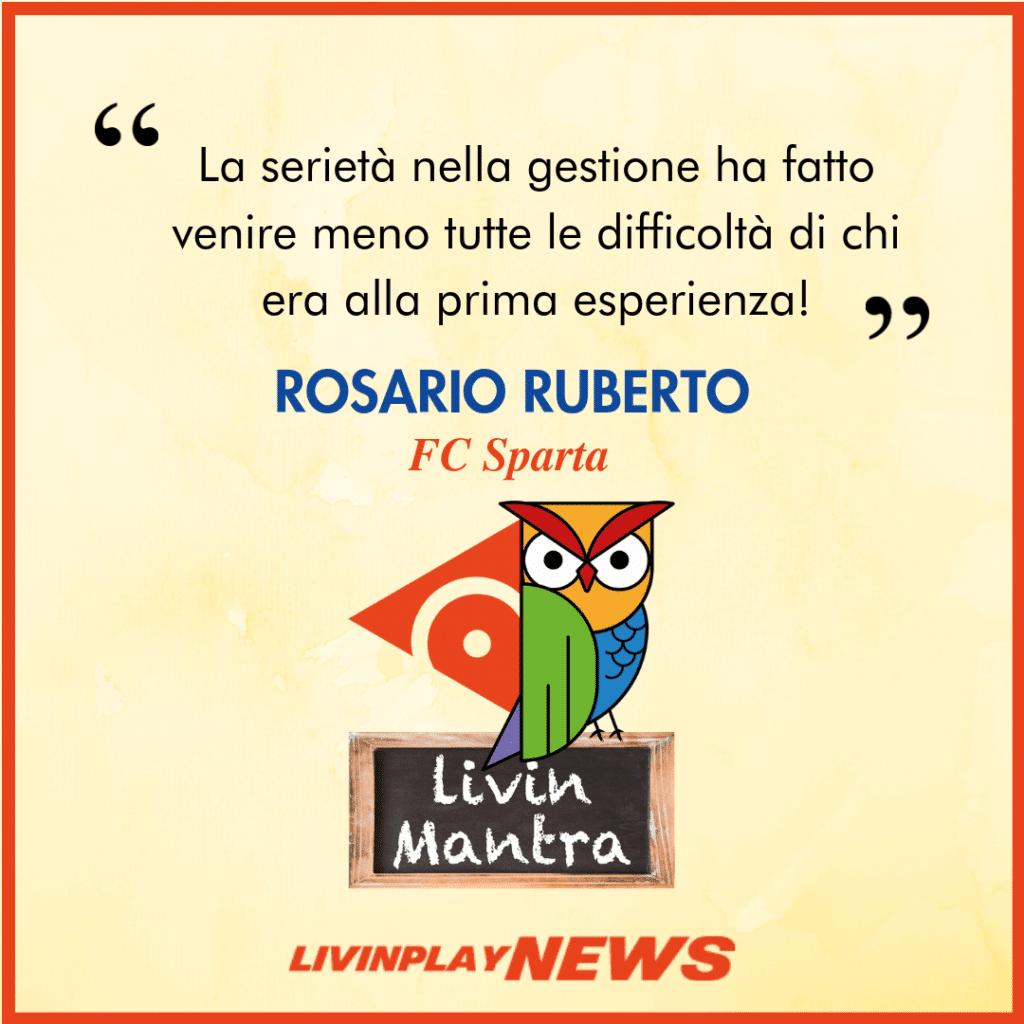 Rosario Ruberto - Citazione 2019