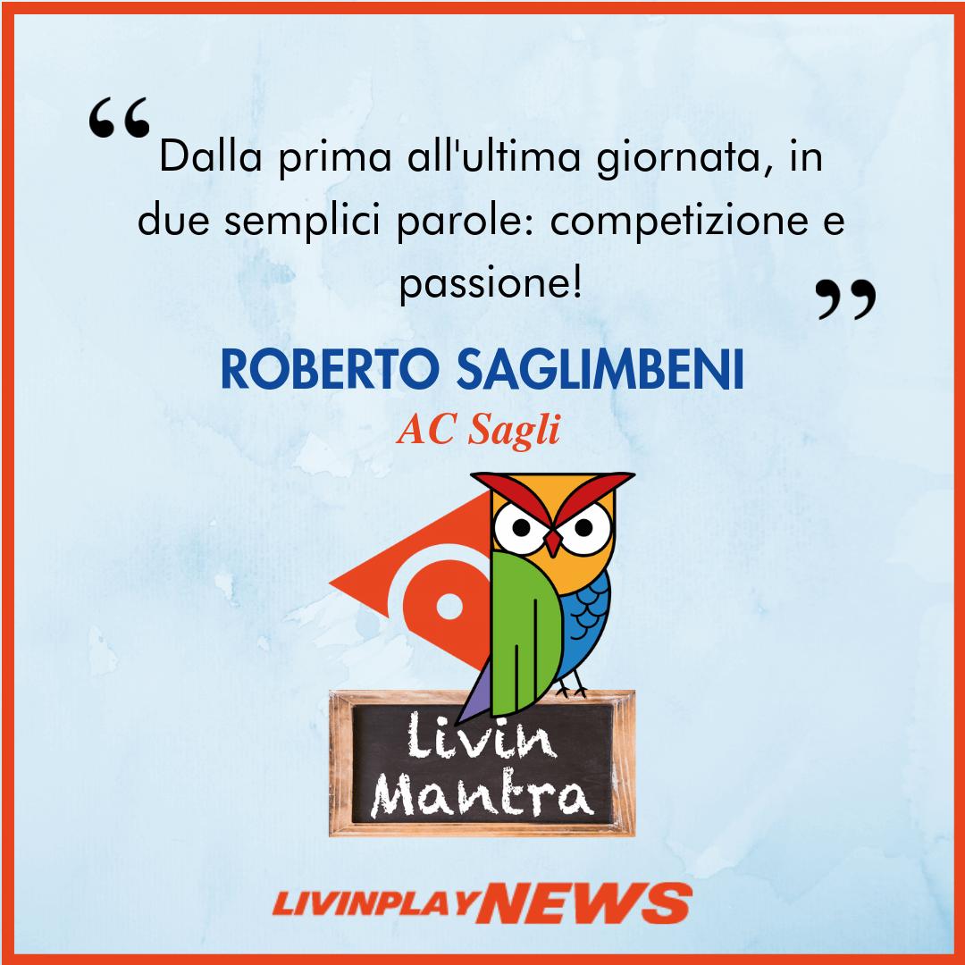 Roberto Saglimbeni - Citazione 2019