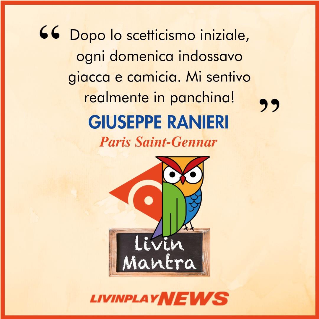 Giuseppe Ranieri - Citazione 2019