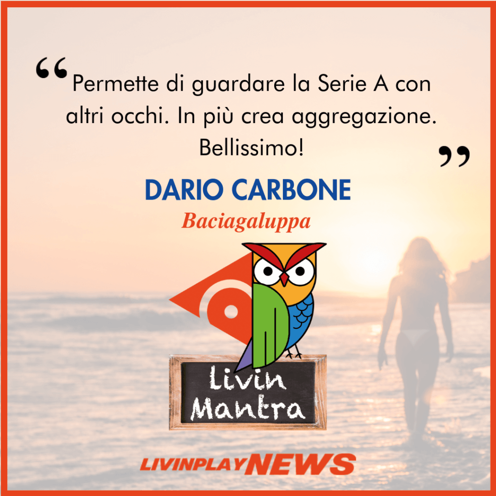 Dario Carbone - Citazione 2019