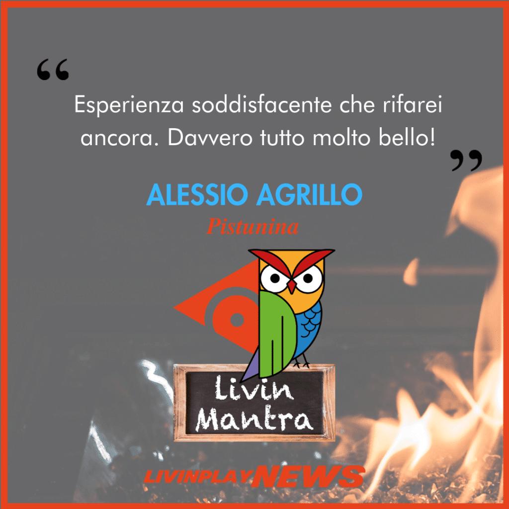 Alessio Agrillo - Citazione 2019