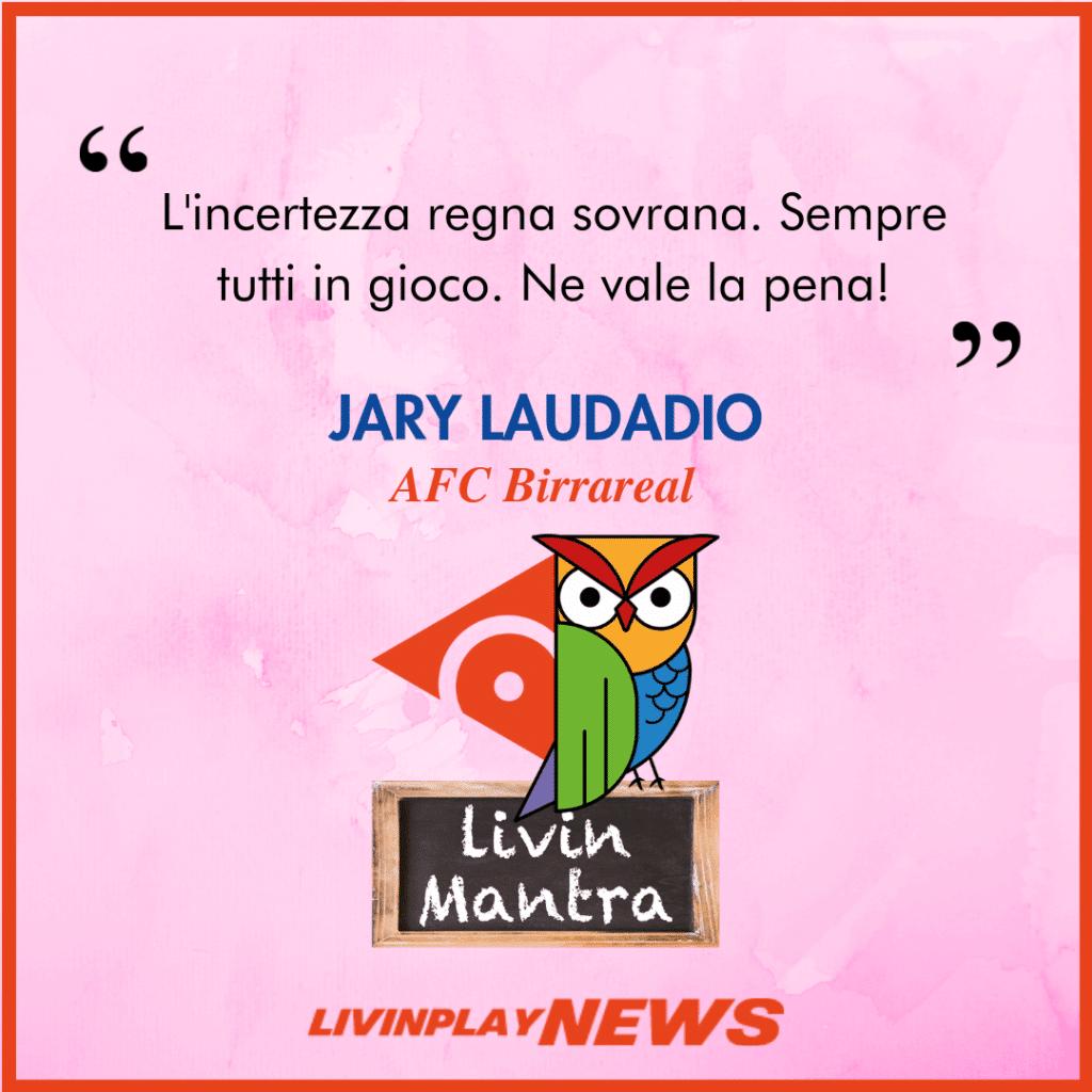 Jary Laudadio - Citazione 2019
