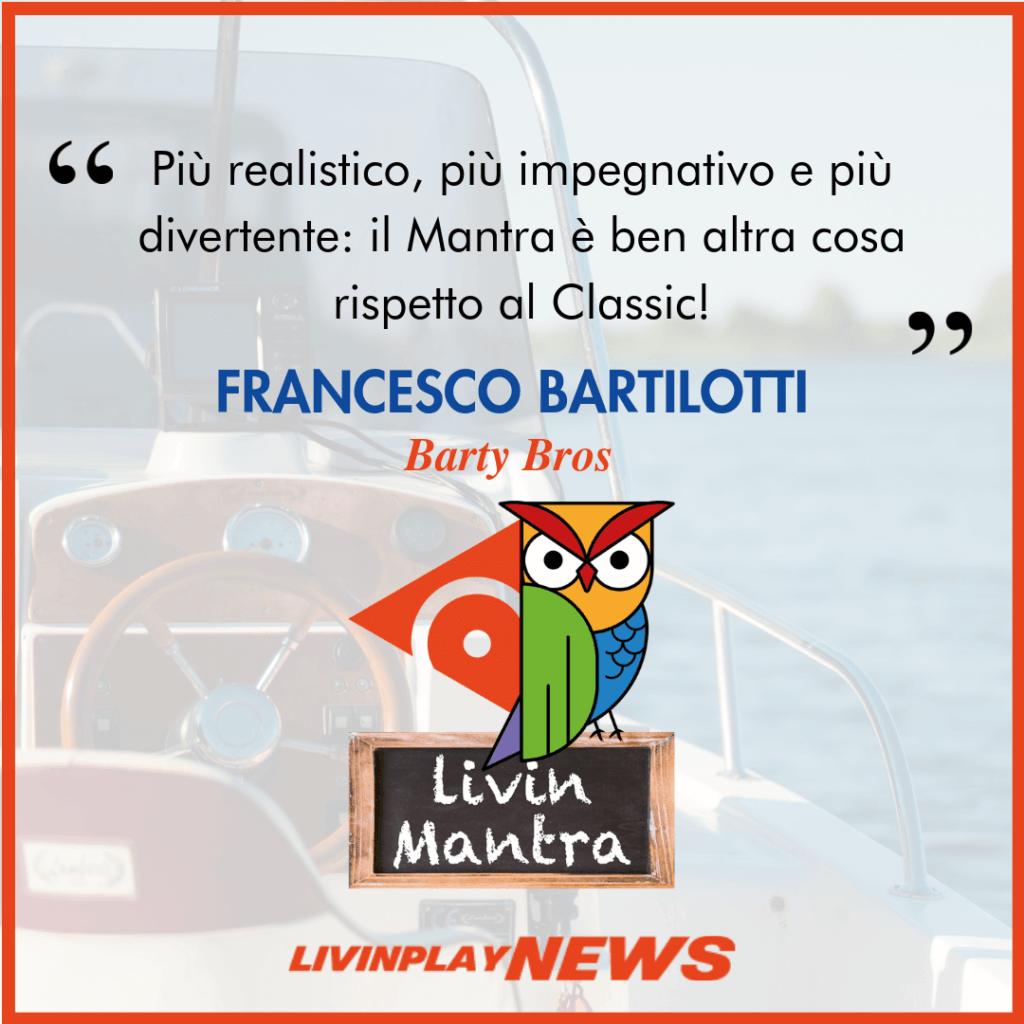 Francesco Bartilotti - Citazione 2019