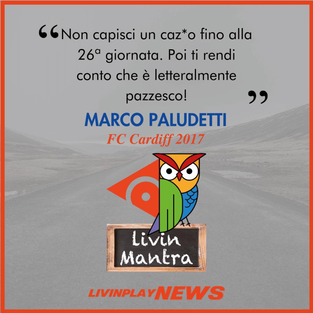 Marco Paludetti - Citazione 2019